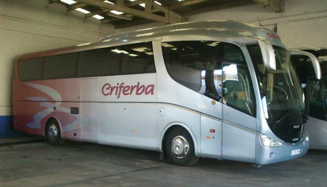 autocares criferba 1068x611 - Cambios en los horarios de autobuses entre Herencia-Alcázar de San Juan