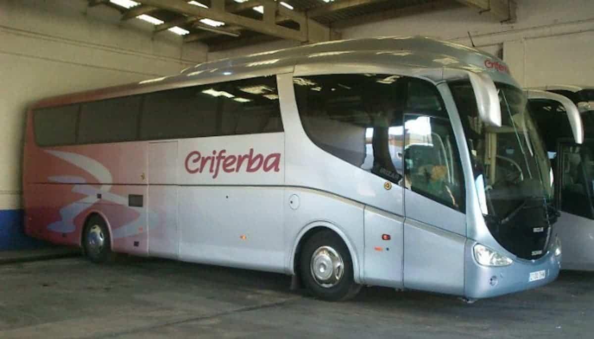 autocares criferba - Cambios en los horarios de autobuses entre Herencia-Alcázar de San Juan