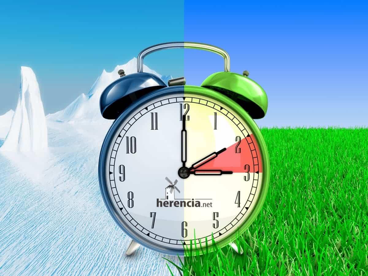 cambio de hora verano herencia ciudad real spain - Cambio de hora: Esta madrugada a las 2:00 serán las 3:00