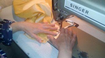 costureras de la parroquia1 342x192 - Herencia movilizada contra el coronavirus