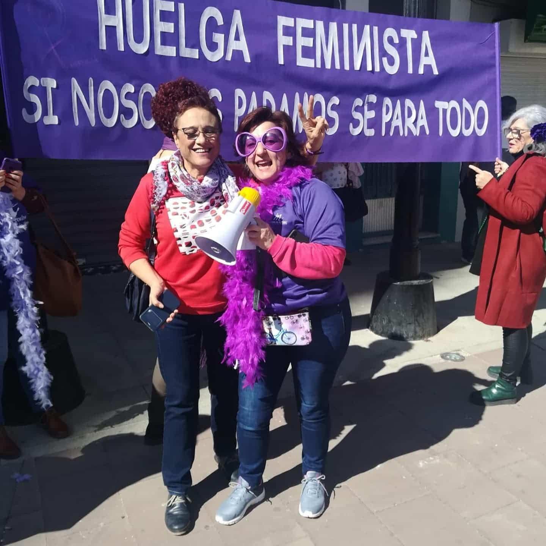 dia mujer 2020 herencia 1 - Fotografías del Día Internacional de la mujer en Herencia