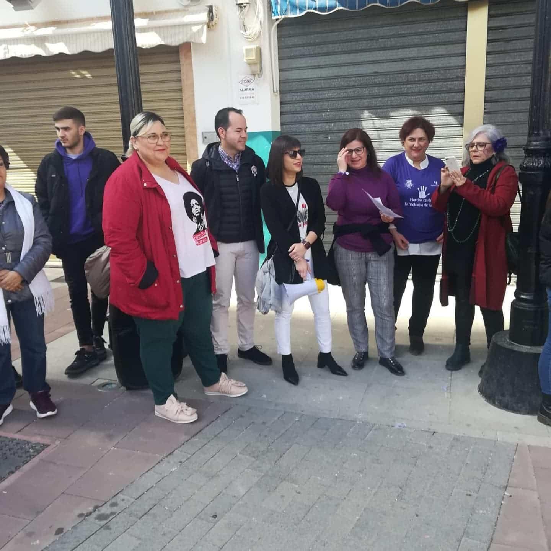 dia mujer 2020 herencia 3 - Fotografías del Día Internacional de la mujer en Herencia