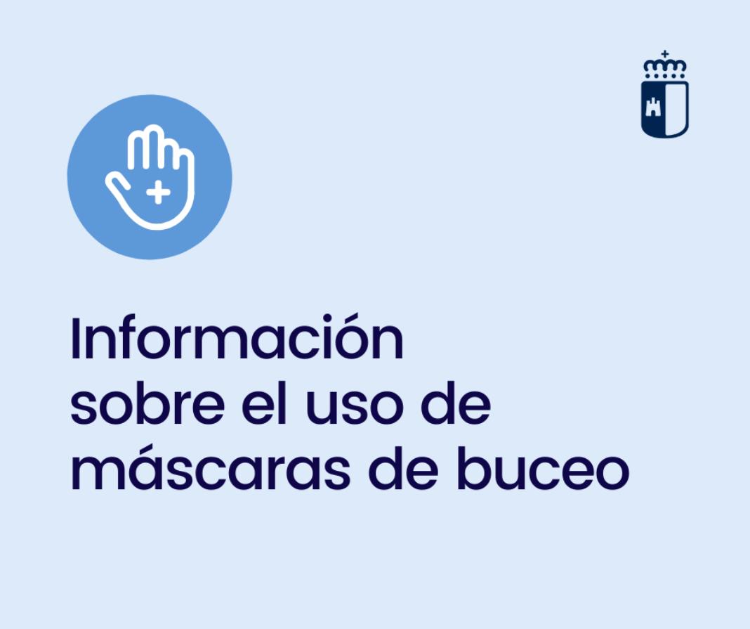 información sobre las máscaras de buceo 1 1068x895 - Los hospitales de Castilla-La Mancha podrán usar máscaras de buceo adaptadas como respiradores