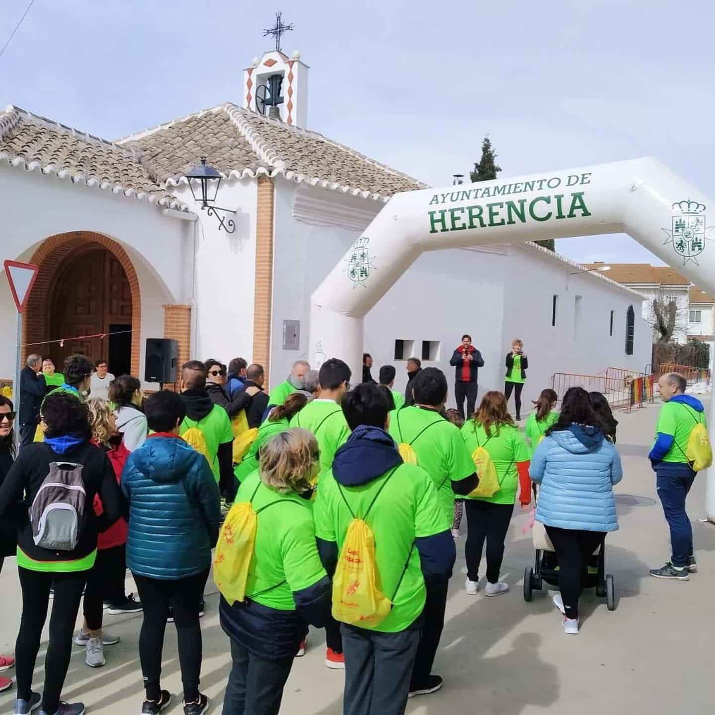 "marcha benefica deja tu huella herencia 1 - Celebrada la III Marcha Benéfica ""Deja Tu Huella"""