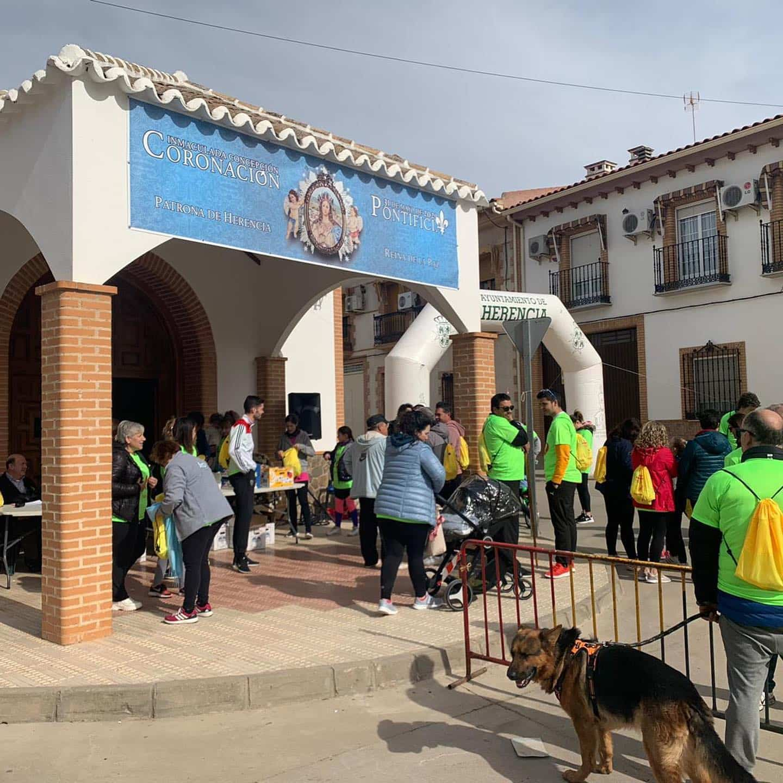 "marcha benefica deja tu huella herencia 2 - Celebrada la III Marcha Benéfica ""Deja Tu Huella"""