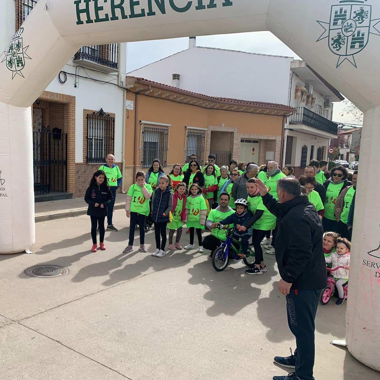 "marcha benefica deja tu huella herencia 3 - Celebrada la III Marcha Benéfica ""Deja Tu Huella"""