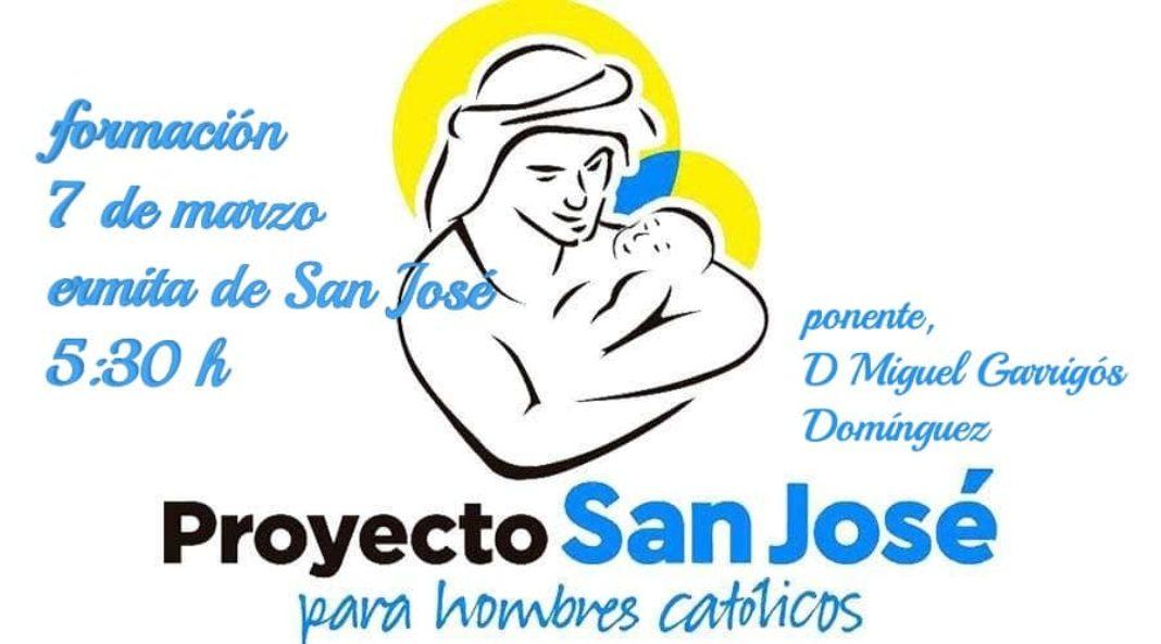 Proyecto San José para hombres católicos inicia su andadura en Herencia 4