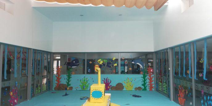 """proyecto educativo escuela municipal infantil de herencia00 687x343 - La escuela municipal infantil trabaja el carnaval a través del proyecto """"En el fondo del mar, matarile, dile, dile"""""""