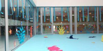 """proyecto educativo escuela municipal infantil de herencia02 342x171 - La escuela municipal infantil trabaja el carnaval a través del proyecto """"En el fondo del mar, matarile, dile, dile"""""""