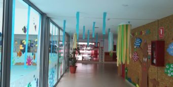 """proyecto educativo escuela municipal infantil de herencia03 341x171 - La escuela municipal infantil trabaja el carnaval a través del proyecto """"En el fondo del mar, matarile, dile, dile"""""""
