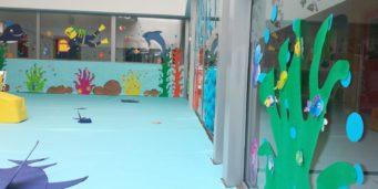 """proyecto educativo escuela municipal infantil de herencia05 341x171 - La escuela municipal infantil trabaja el carnaval a través del proyecto """"En el fondo del mar, matarile, dile, dile"""""""