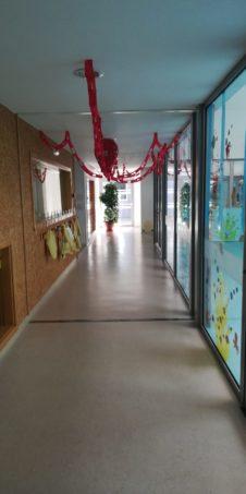 """proyecto educativo escuela municipal infantil de herencia07 226x453 - La escuela municipal infantil trabaja el carnaval a través del proyecto """"En el fondo del mar, matarile, dile, dile"""""""