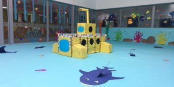 """proyecto educativo escuela municipal infantil de herencia10 341x171 - La escuela municipal infantil trabaja el carnaval a través del proyecto """"En el fondo del mar, matarile, dile, dile"""""""
