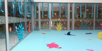 """proyecto educativo escuela municipal infantil de herencia11 342x171 - La escuela municipal infantil trabaja el carnaval a través del proyecto """"En el fondo del mar, matarile, dile, dile"""""""