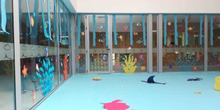 """proyecto educativo escuela municipal infantil de herencia13 454x227 - La escuela municipal infantil trabaja el carnaval a través del proyecto """"En el fondo del mar, matarile, dile, dile"""""""