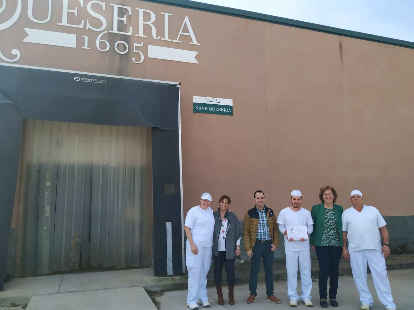 quesos herencia premios 2 - Los Premios Gran Selección reconocen una vez más los buenos quesos de Herencia