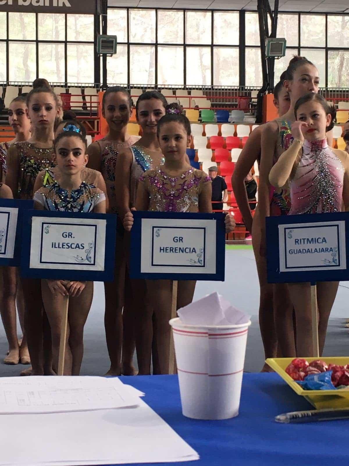 Herencia presente en el Trofeo de Gimnasia Rítmica de Cuenca 8