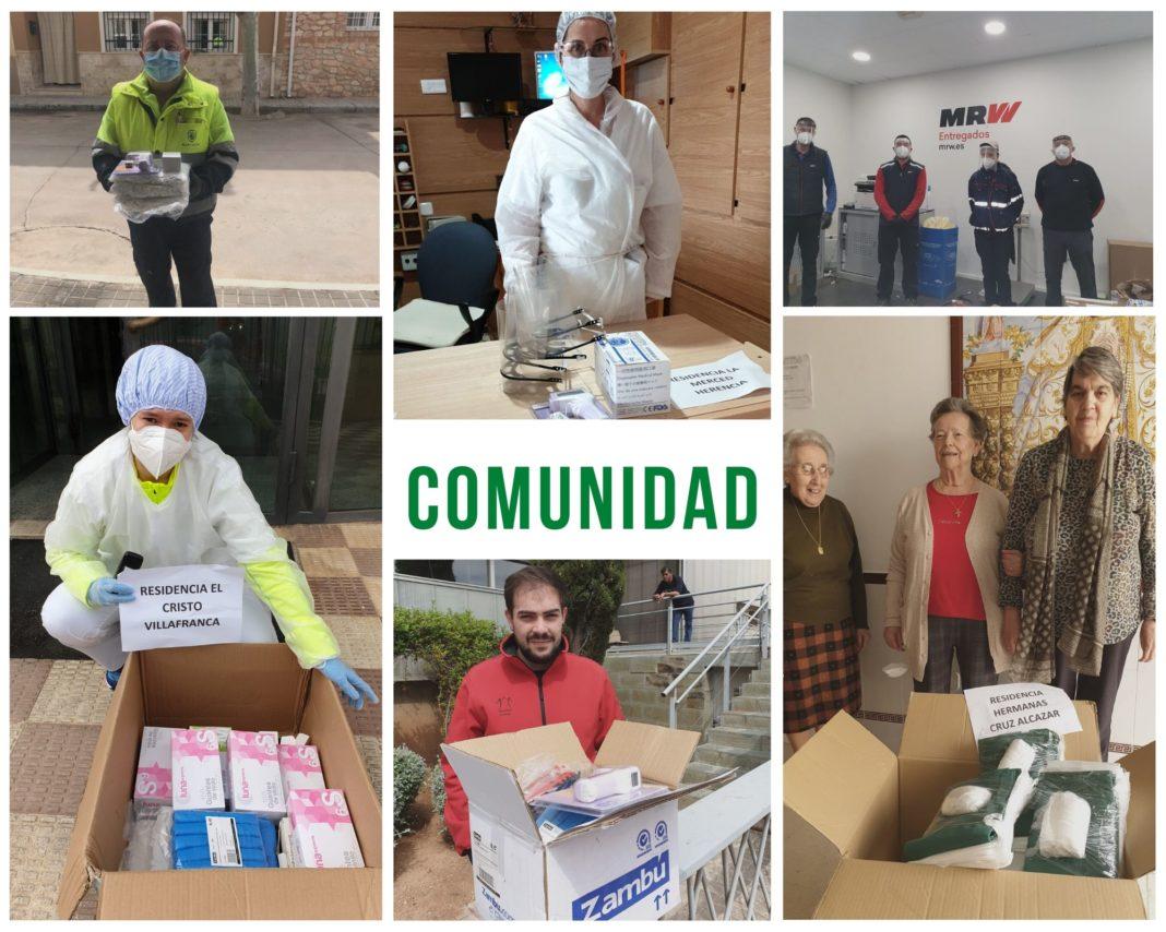 Copia de comunidad 1068x854 - Ánthropos sigue atendiendo necesidades del hospital y residencias