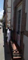 Domingo de Resurrecci%C3%B3n en Herencia8 94x200 - El Domingo de Resurrección y la bendición pascual pusieron fin a una Semana Santa atípica