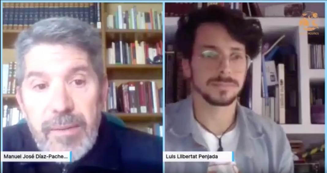 Vídeo de la entrevista de Aktive Kosmos a Manuel José Díaz-Pacheco de la Asociación Ánthropos 4