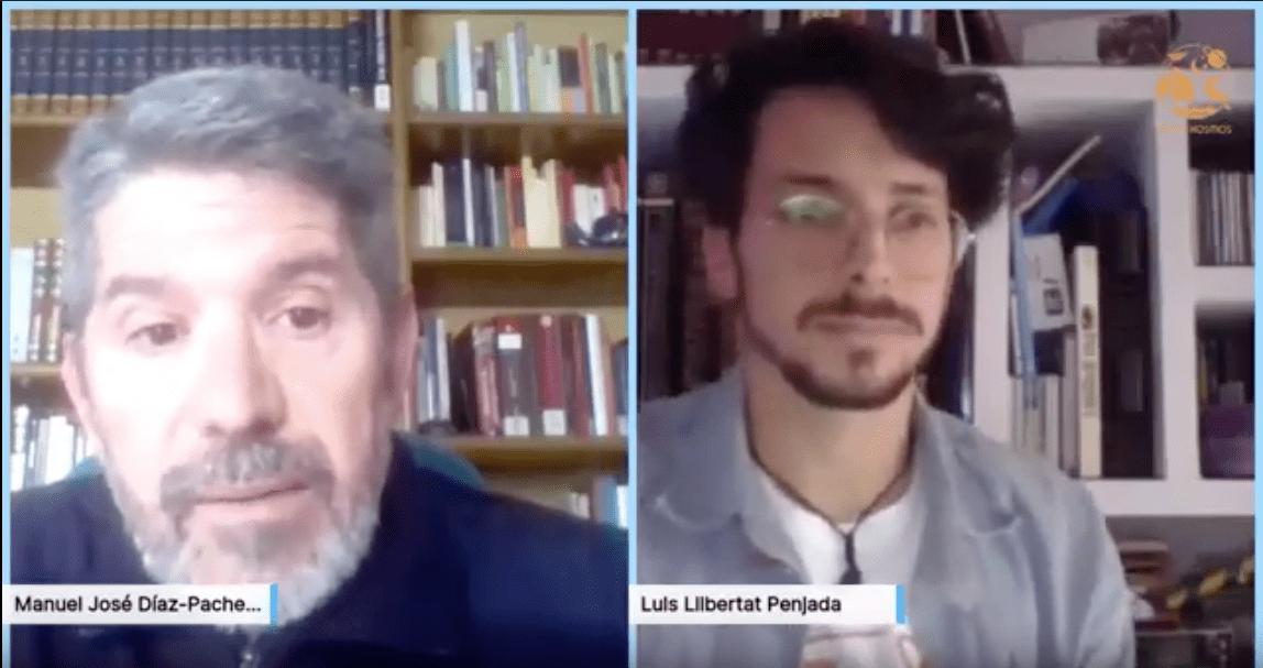 Vídeo de la entrevista de Aktive Kosmos a Manuel José Díaz-Pacheco de la Asociación Ánthropos 3