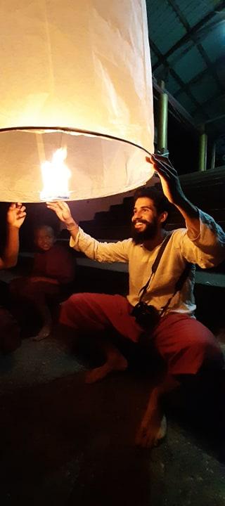 Elías Escribano, Perlé aventurero, confinado en Malaca 6