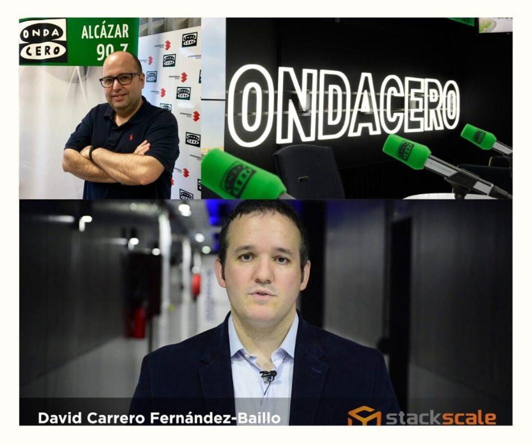 Entrevista a David Carrero en Onda Cero 1068x895 - Onda Cero entrevista a David Carrero por el proyecto de EO Madrid para traer respiradores a España