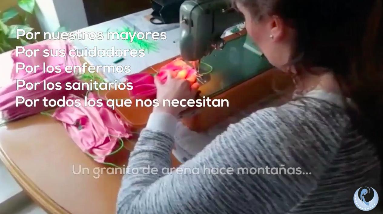 Esperanza. Vídeo de la parroquia Inmaculada Concepción frente a la COVID-19 3