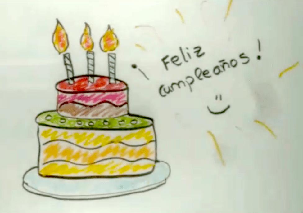 FELIZ CUMPLEA%C3%91OS - Herencia y el caballo Horsete felicitan el cumpleaños a los niños de 5 a 12 años