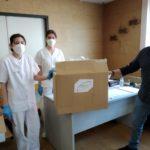 Grupo Montes Norte colabora con varios Hospitales y colectivos de la provincia con equipos de protección contra COVID-19 8