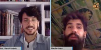 Luis Gómez entrevista a Elías Escribano Aktive Kosmos 324x160 - Perlé por el Mundo