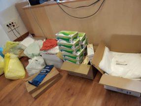 Material para servicios de ayuda a domicilio de la comarca 286x214 - El Fondo Solidario COVID-19 de Globalcaja apoya el proyecto Ánthropos