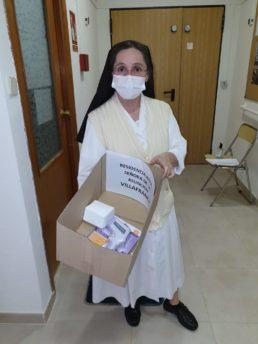 Residencia Nuestra Se%C3%B1ora de la Asunci%C3%B3n 258x344 - Ánthropos sigue atendiendo necesidades del hospital y residencias