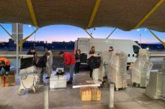 Respiradores EOMadrid 235x156 - EOMadrid entrega dos respiradores al hospital Mancha Centro de Alcázar de San Juan