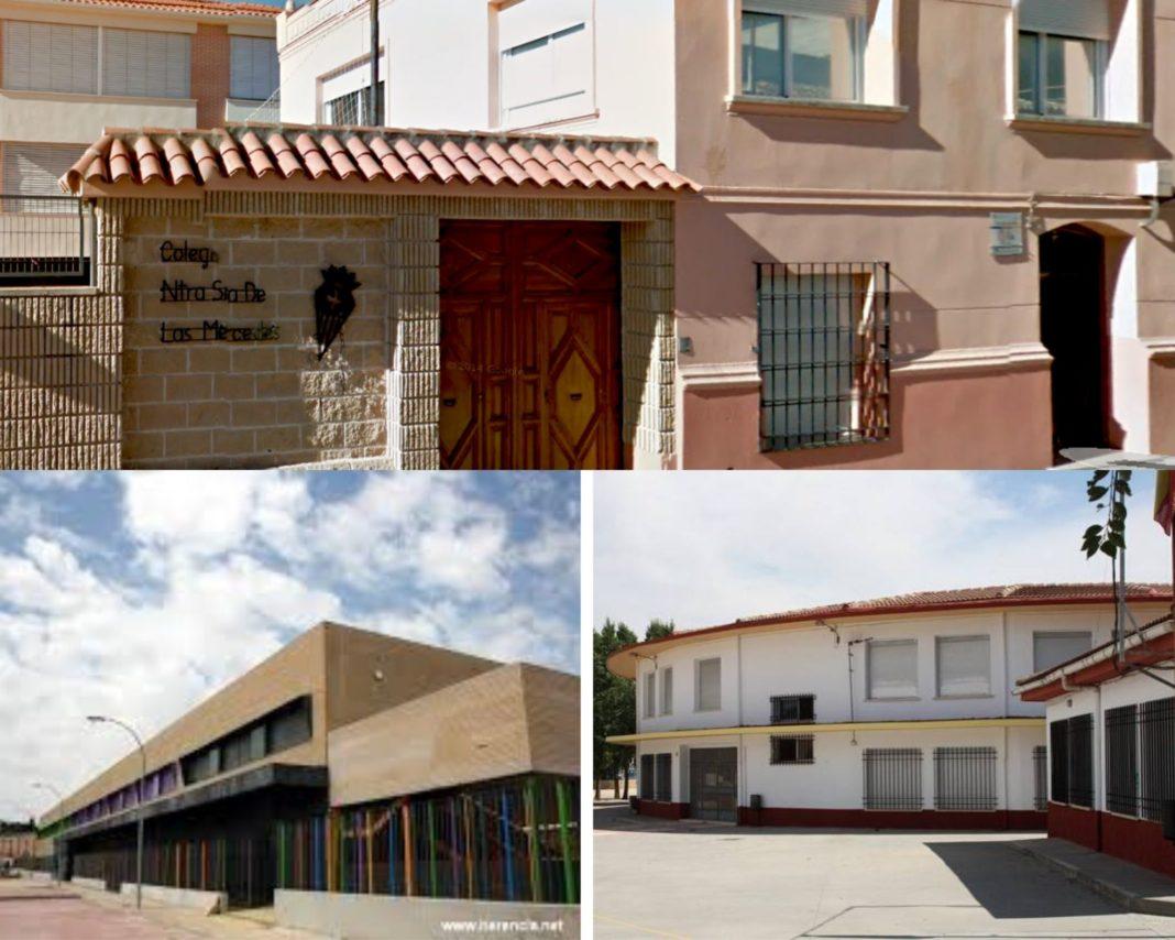colegios Herencia 1068x854 - Los colegios de Herencia realizan vídeos de ánimo ante la situación provocada por el coronavirus