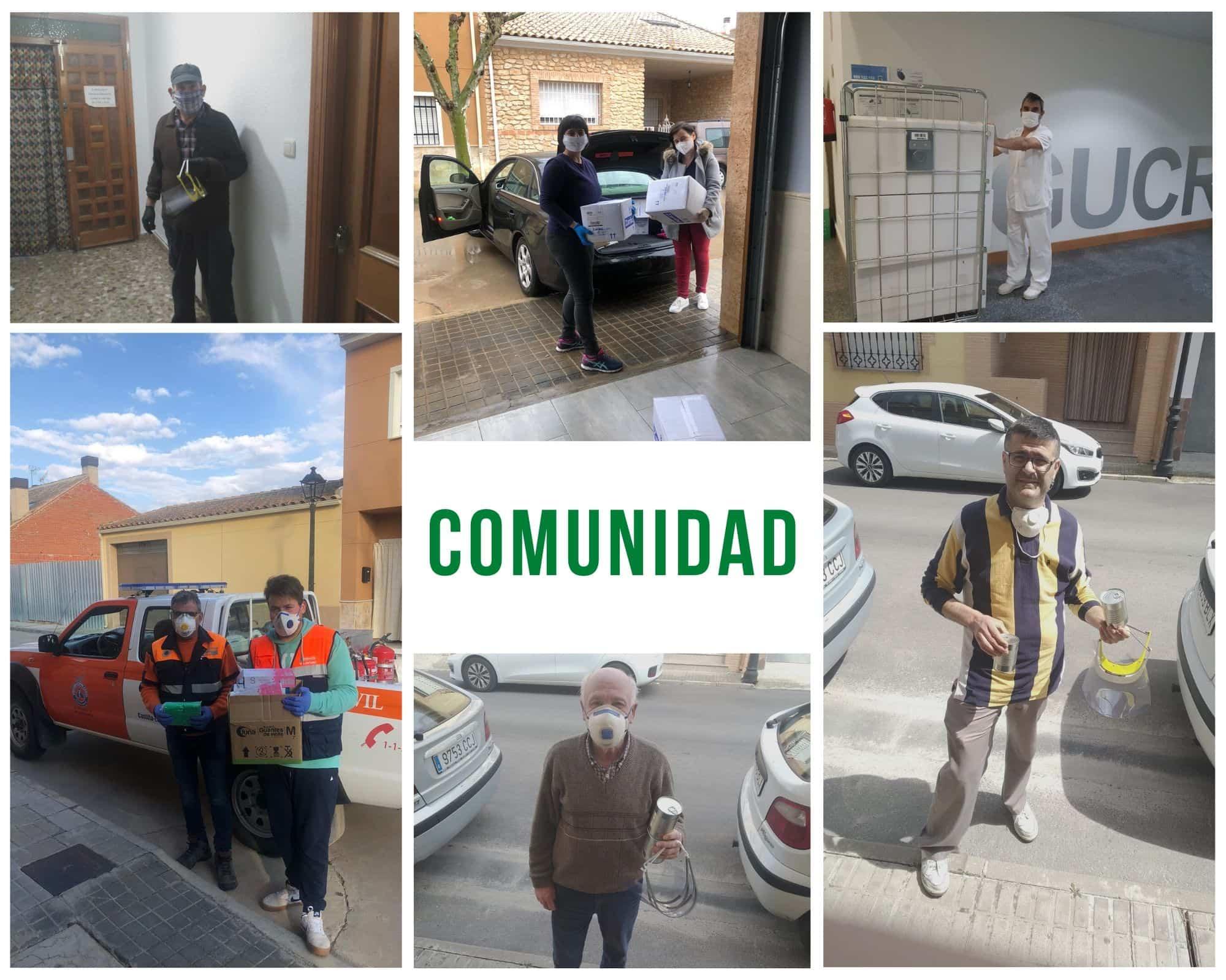 comunidad - Ánthropos es toda la comunidad