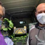 Hortelanos de Herencia donan productos de sus huertas para alimentar a los sanitarios del hospital Mancha-Centro 10