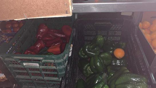 donaci%C3%B3n de la huerta de Herencia8 545x307 - Hortelanos de Herencia donan productos de sus huertas para alimentar a los sanitarios del hospital Mancha-Centro