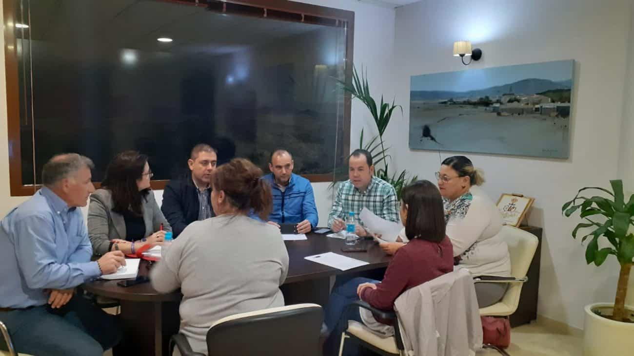 equipo de gobierno del Ayuntamiento de Herencia - El Ayuntamiento de Herencia ultima el Plan Integral de recuperación económica y social COVID-19
