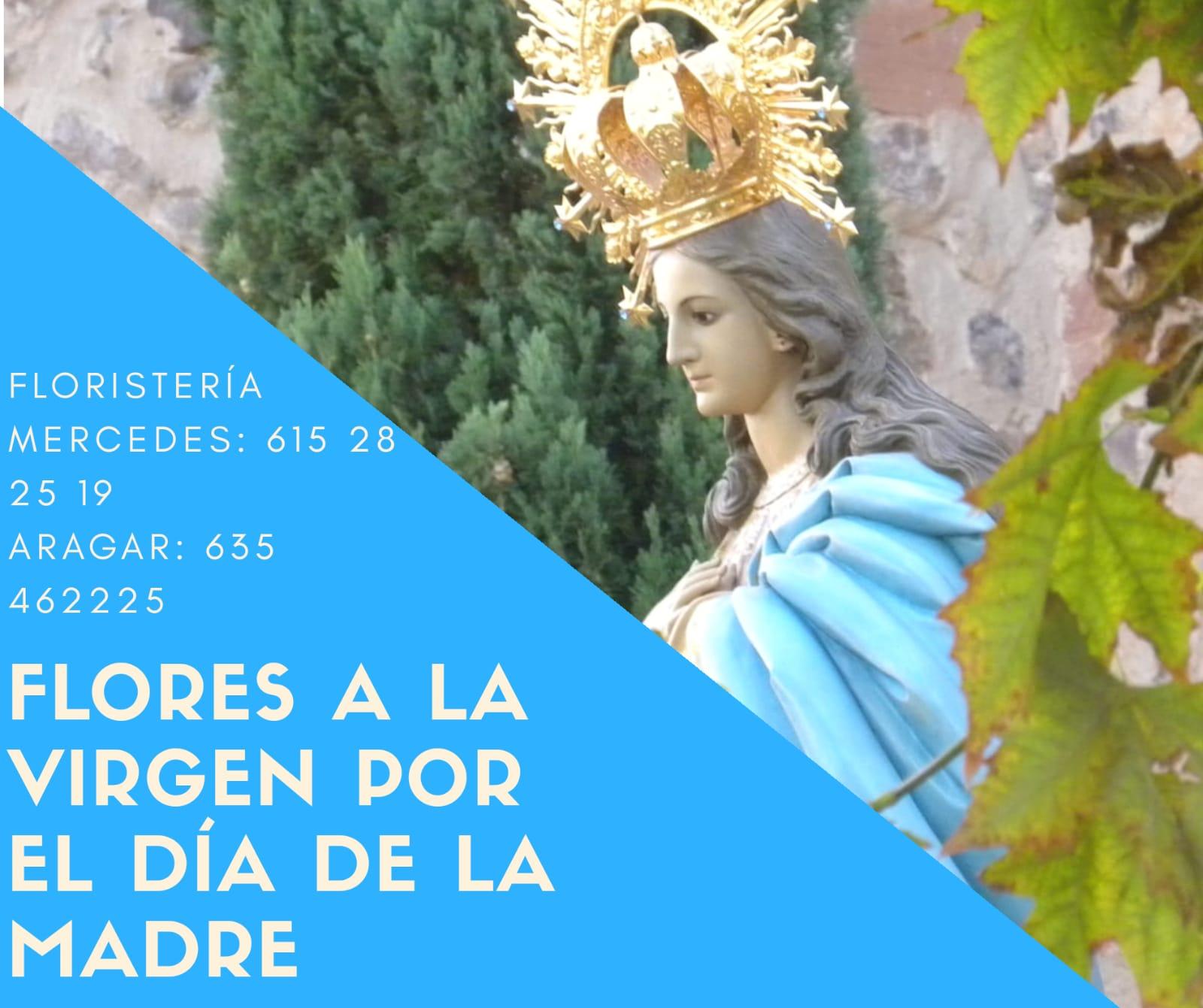 flores a mar%C3%ADa mes de mayo en la parroquia - La parroquia Inmaculada Concepción inicia un mes de mayo dedicado a María