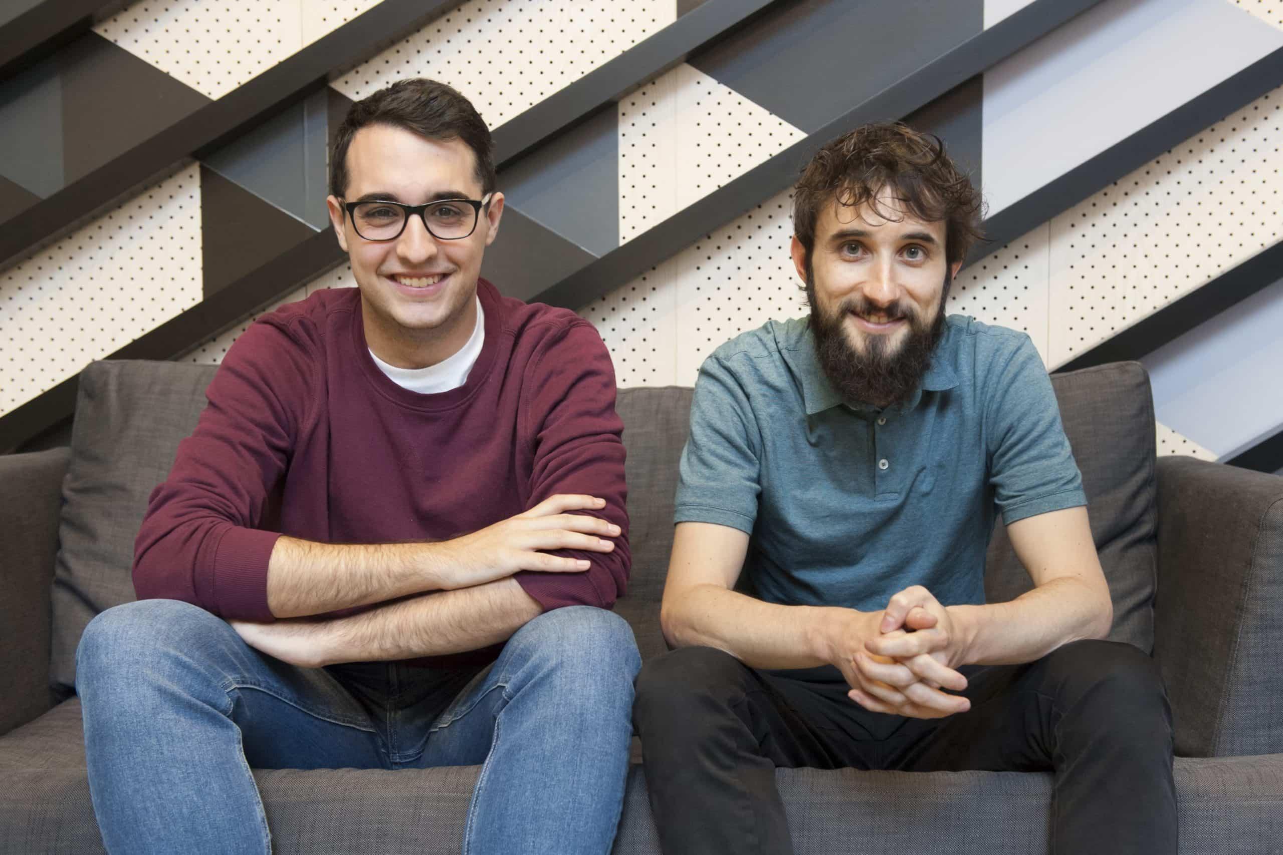 fundadores frontity wordpress scaled - El herenciano David Carrero invierte con Automattic, creadores de WordPress.com, en la plataforma Frontity