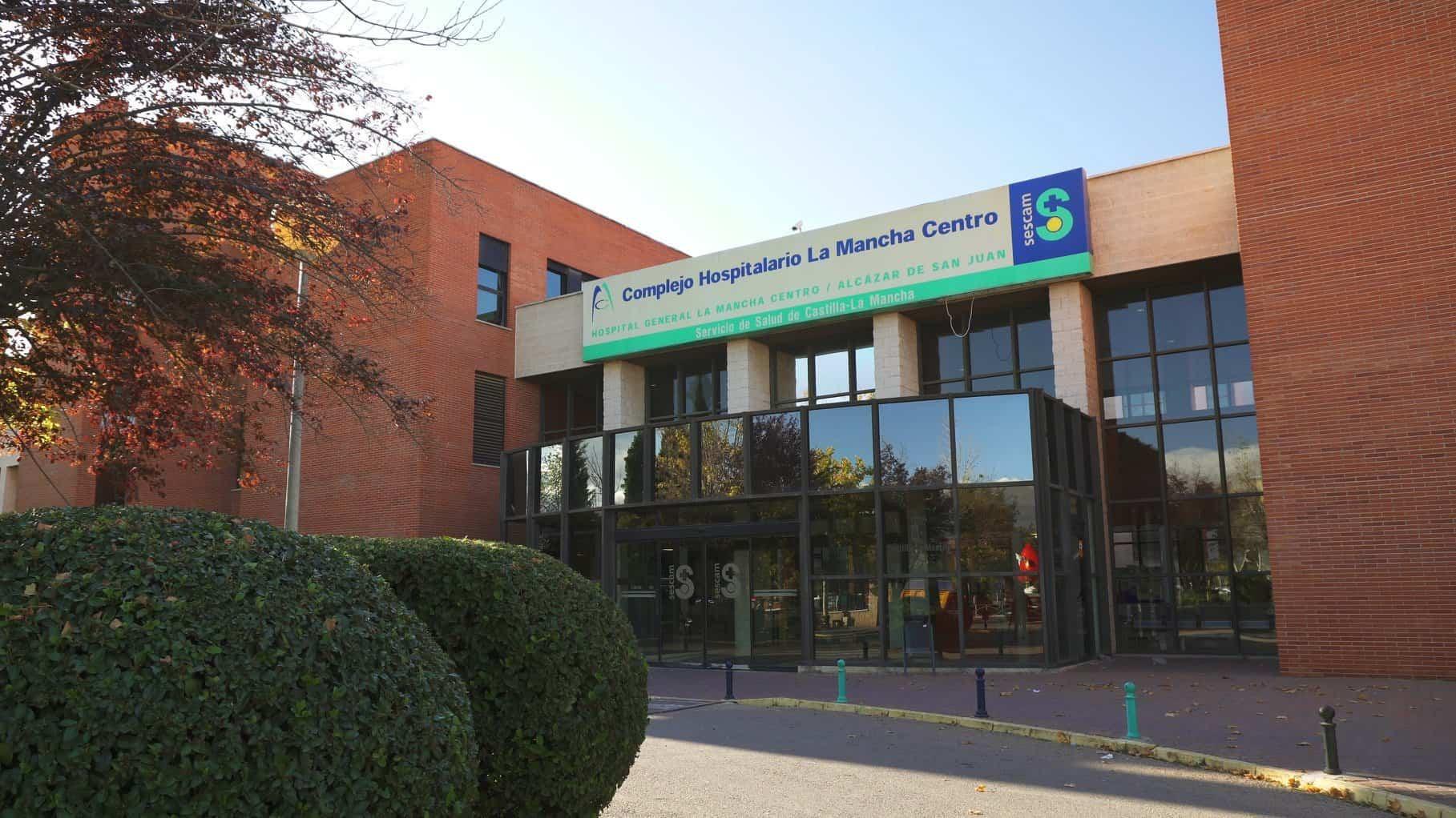 El Hospital Mancha Centro ha reducido un 53 por ciento el número de pacientes ingresados por Covid-19 durante el mes de abril 3