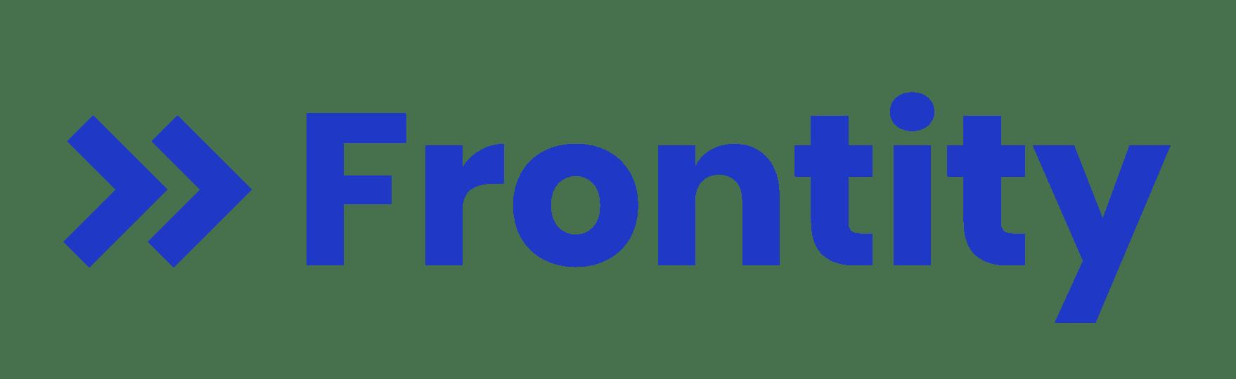 logo frontity - El herenciano David Carrero invierte con Automattic, creadores de WordPress.com, en la plataforma Frontity