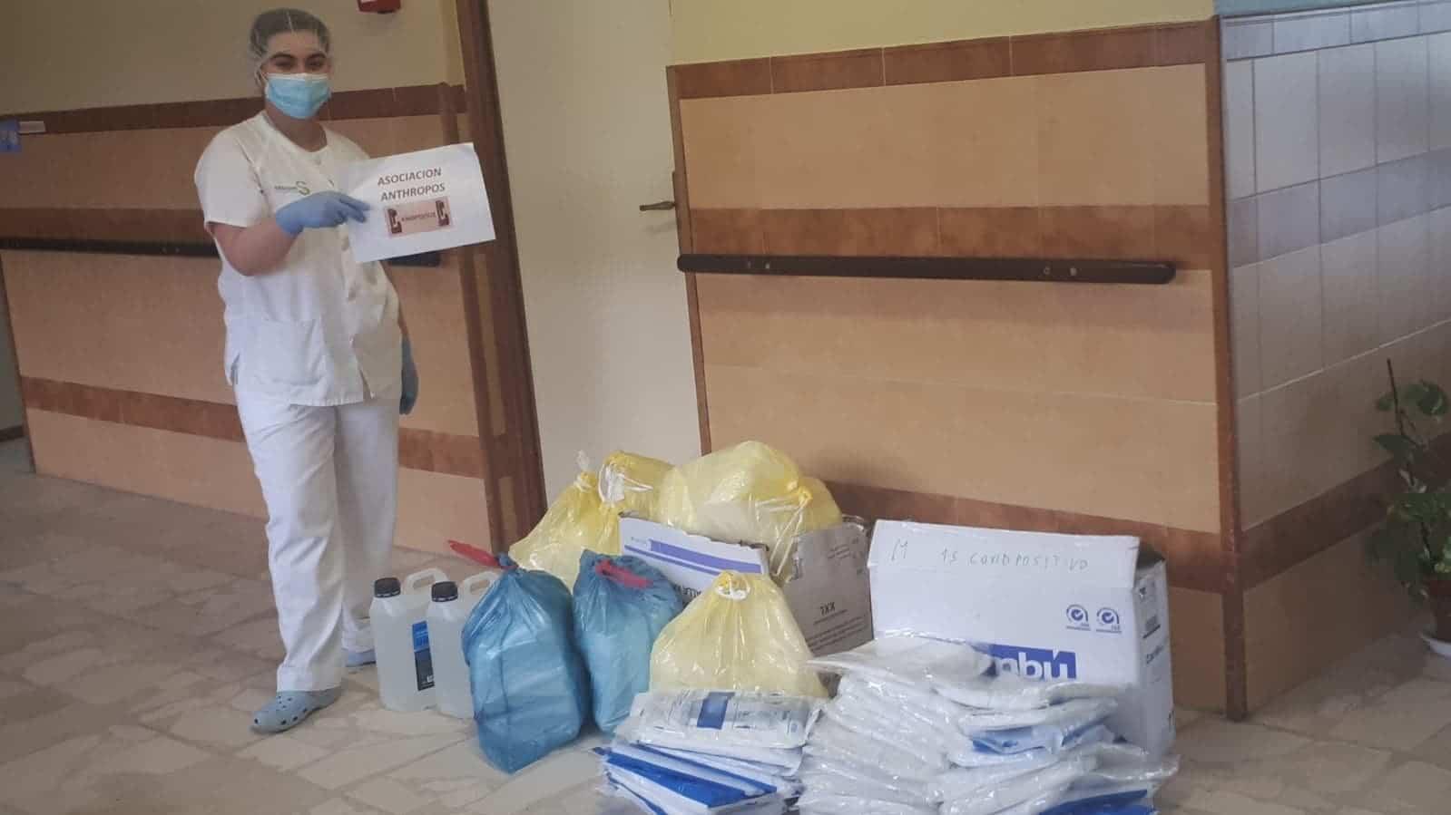 donación Residencia San Clemencio de Malagón