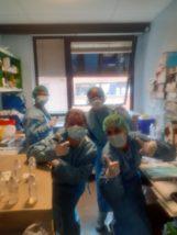 material hospital 161x214 - El Fondo Solidario COVID-19 de Globalcaja apoya el proyecto Ánthropos