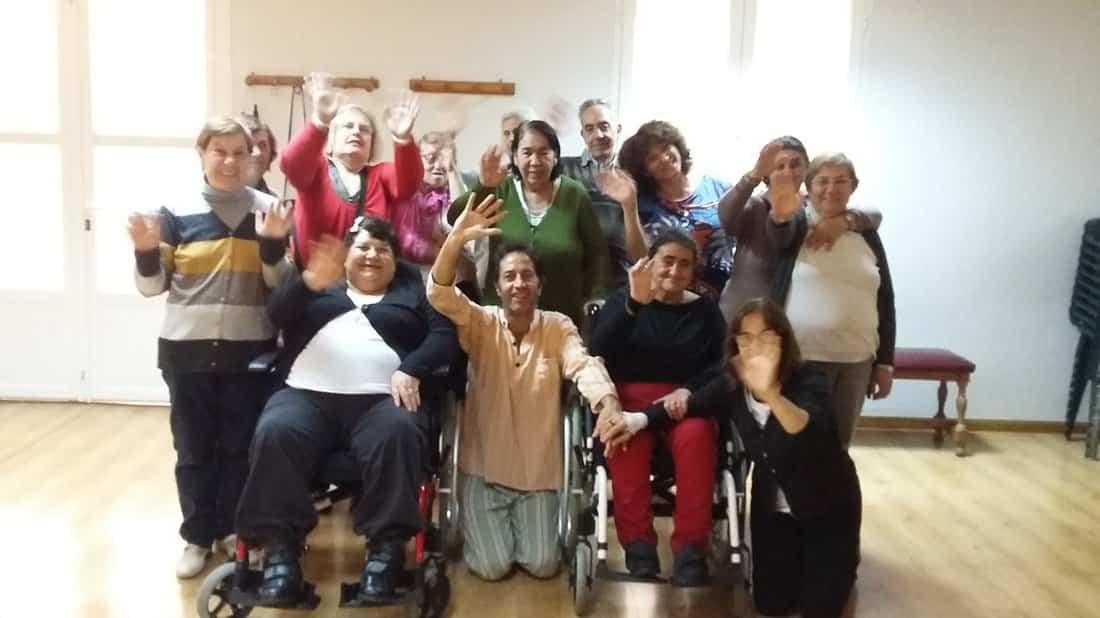 El Centro Carpe Diem realiza un vídeo de ánimo y agradecimiento a la comunidad de Herencia 1