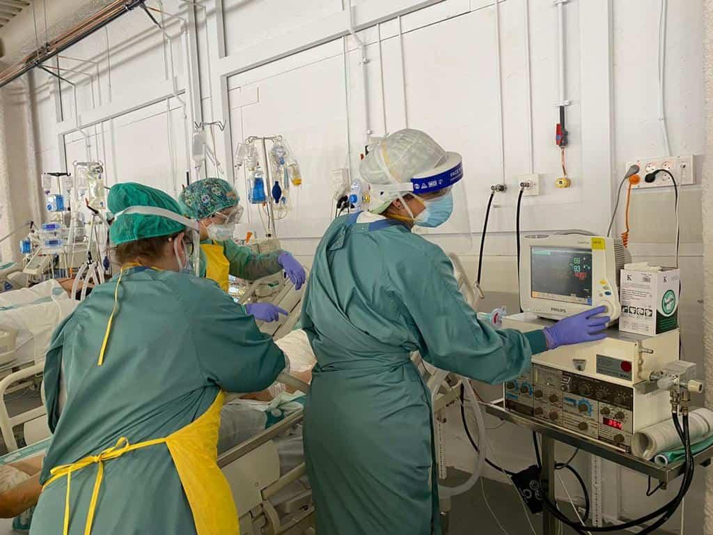 parc tauli sabadell - Tipos de respiradores médicos para luchar contra el coronavirus