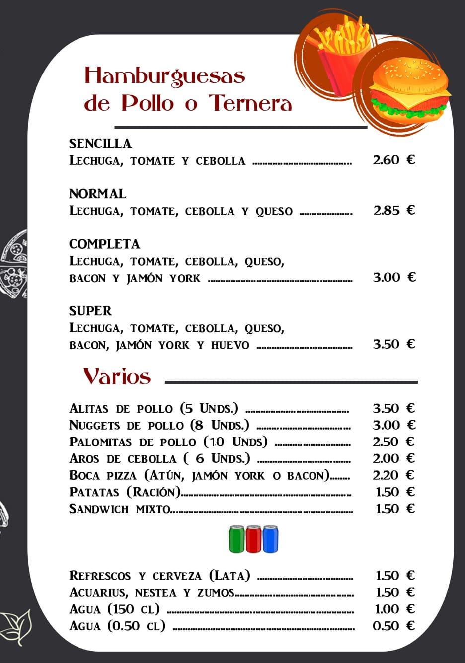 pizzer%C3%ADa Alex Herencia - Pizzería Alex servirá a domicilio los fines de semana