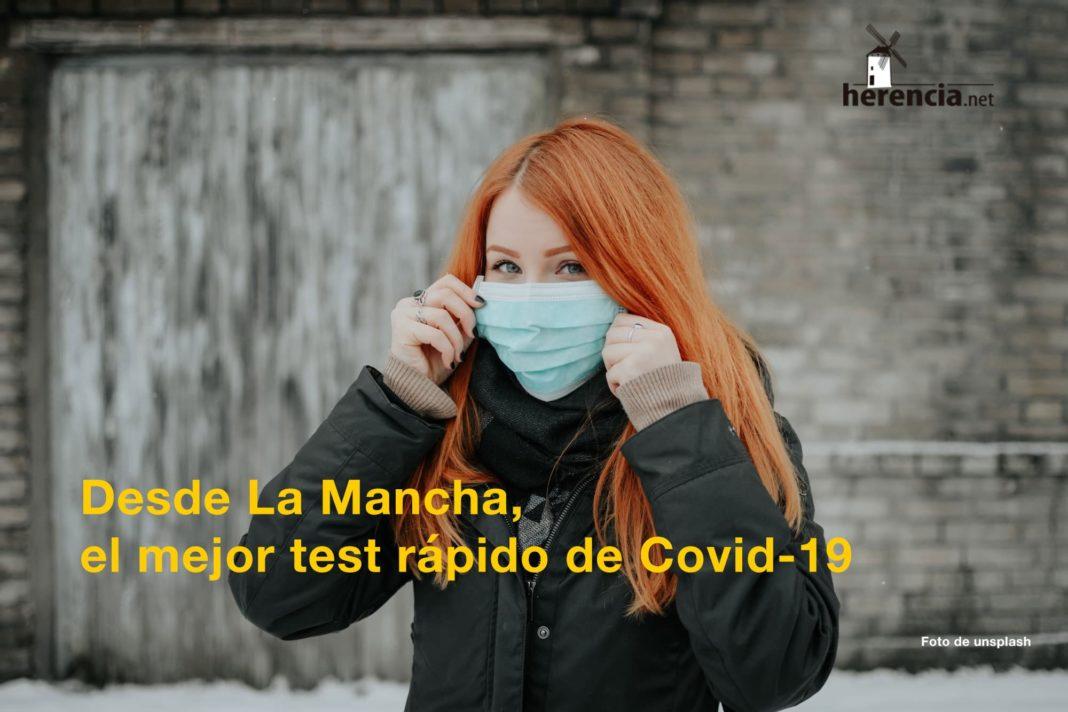 Desde La Mancha llega mejor test rápido para del covid-19 4