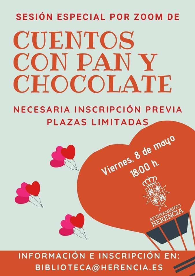 CUENTOS CON PAN Y CHOCOLATE - Edición especial de Cuentos con pan y chocolate desde casa